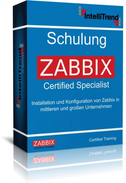 Zabbix Schulung Certified Specialist 5.0