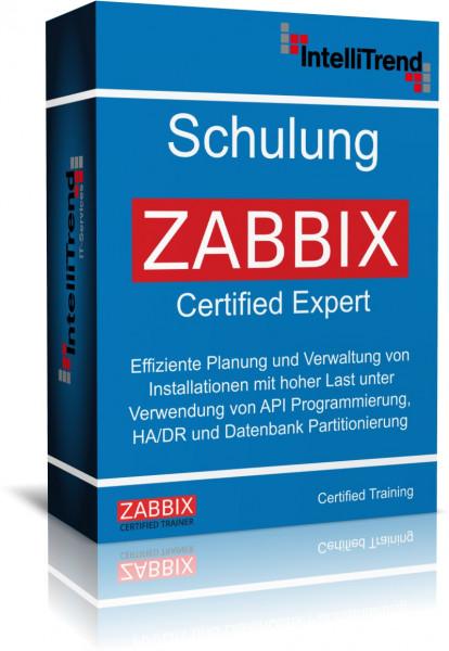 Zabbix Schulung Certified Expert 5.0